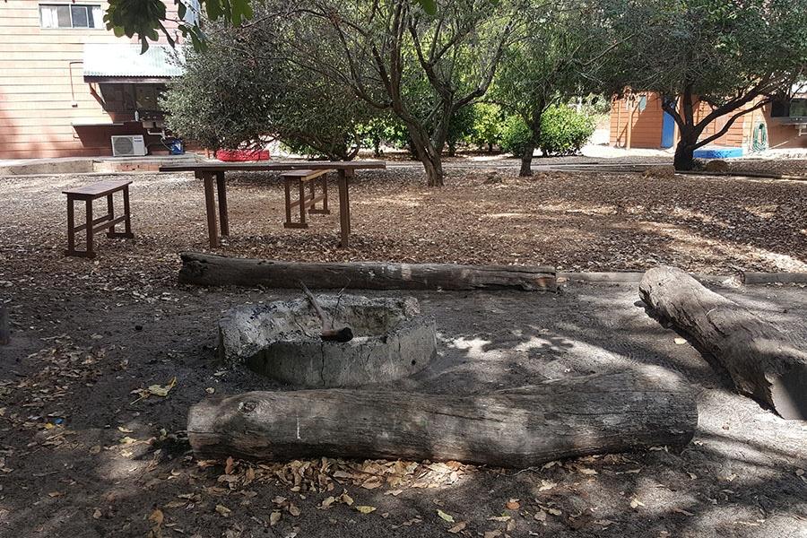 Jarrahfalls Bush Fire Camp